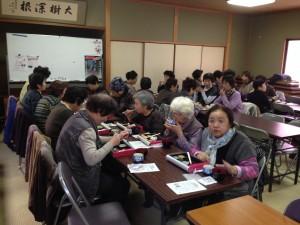 高齢者食事サービス @ 茨田北福祉会館