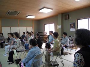 ステップ教室 @ 茨田北福祉会館