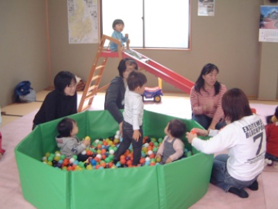 茨田北子育てサロン[子育てひろば] @ 茨田北福祉会館